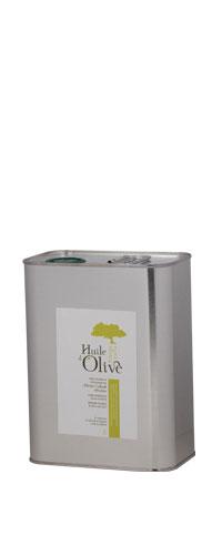 Domaine de la Valériane Huile d'olive «extra-vierge » au fruité vert qui ravira les connaisseurs